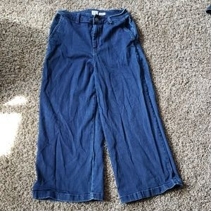 A New Day High Waisted Flare Capris